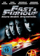 Fast & Furious 4 - Neues Modell.Originalteile                        | DVD | 504