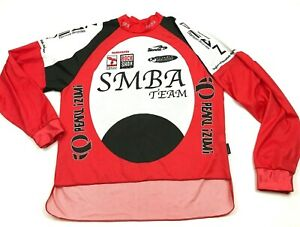 Pearl Izumi Bike Jersey Size Size Sm S Red Dry Fit Shirt Long Sleeve Lightweight