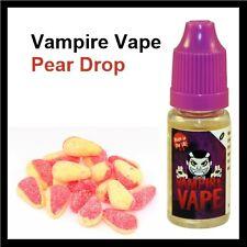 Vampire Vape *4 x 10ml - Pear Drop 3mg E-Liquid