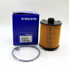 4Pcs Volvo S60 S80 V60 XC60 XC70 Engine Oil Filter Kit 31372212