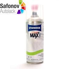 Standox 2K Esmalte Ral 9005 Negro Profundo Brillante y Sedoso Spraymax 400 Ml