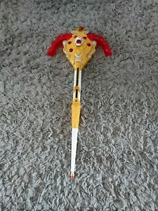 Power Rangers Mystic Force Lion Staff With Lights And Sounds