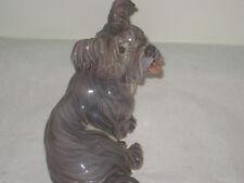 Dahl Jensen porcelain dog Skye Terrier Royal Copenhagen 1103