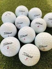 36 Titleist NXT Tour Used Golf Balls Near Mint AAAA  Free Shipping