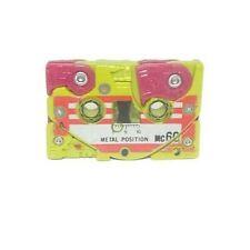 Vintage G1 Transformers Decepticon Mini Cassettes - Slugfest