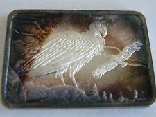1 oz Rare .999 Silver Art Bar California Condor serial number no reserve