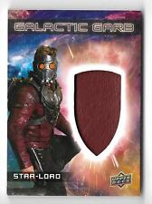 2017  Marvel Guardians of the Galaxy Volume 2 Galactic Garb SM-17 Star Lord