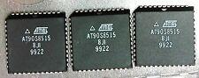 3 pcs AT90S 8515 - 8 bit AVR microcontroller