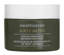 bareMinerals DIRTY DETOX Skin Glowing & Refining Face/Facial Mud Mask 30g