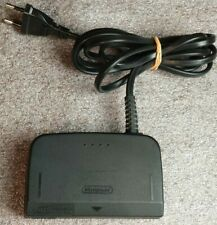 Original Nintendo 64 N64 Power Supply Adaptateur Secteur Netzteil NUS 002 EUR