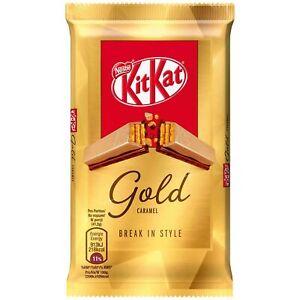 Kit Kat Gold Caramel (Karamell) Nestle 2021 Limited Edition