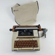 Rare Vintage Typewriter Smith-Corona Coronamatic 2200 Electric Made in USA Cover