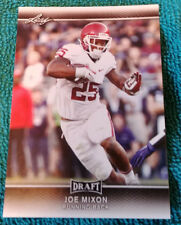 2017 Leaf Draft #38 Joe Mixon Oklahoma Sooners Rookie Football Card Bengals RC
