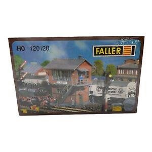 120120 Faller HO Kit of a Mittelstadt Signal tower - NEW