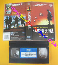 VHS film HAMBURGER HILL collina 937 Don Cheadle Tim Quill Irvin (F136) no dvd