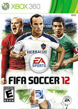 FIFA Soccer 12 For Xbox 360 Game Only 8E