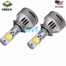 JDM ASTAR 2x 6400LM CREE 9004 HB1 White LED Beam Headlight Kit Conversion Light