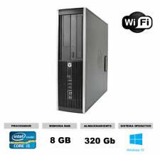 Ordenador Hp 8200 sff Core i5 8gb 320gb  WI-FI ideal estudiantes teletrabajo