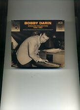 BOBBY DARIN - SINGLES COLLECTION - 1956 - 1962 - 4 CDS - NEW!!