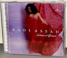 CHESKY CD JD 154: Badi Assad - Echoes of Brazil - 1997 USA Factory SEALED