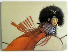CHRIS ACHILLEOS Fantasy Art Fridge Magnet RED ARROWS