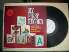 My First Golden Record Library MY FIRST RECORD LP 1962