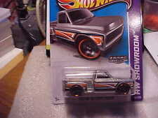 Hot Wheels ZAMAC Custom '69 Chevy Pickup