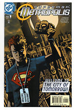 Superman: Metropolis No 1 Apr 2003 (NM) DC Comics, Modern Age (1980 - Now)