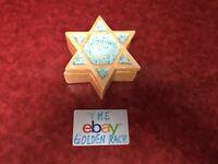 Ceramic Jewish Star Of David Holder
