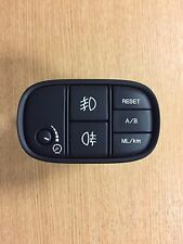 JAGUAR S-TYPE 2.7 04- FOG LIGHT DIM CONTROL TRIP COMPUTER SWITCH HID CARS