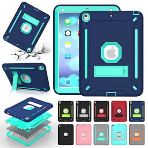 For Apple iPad 10.2 8th 7th Gen/9.7 6th 5th/Air/Mini Case Protective Stand Cover