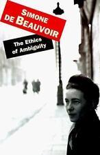 The Ethics of Ambiguity by Simone de Beauvoir (2000, Paperback)