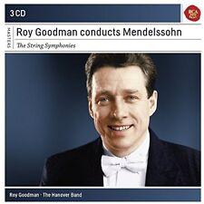 Mendelssohn / Roy Go - Roy Goodman Conducts Mendelssohn [New CD]