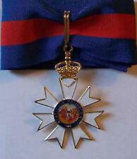 Uk Britain Kingdom Hrh Knight Merit Service St. Michael George Order Award Medal