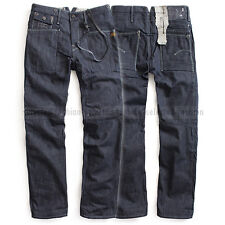 G-STAR RAW LOOSE TAPERED JEANS PANTS HADCRAFTED  ULTRA DENIM W32 L34