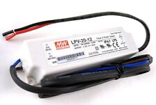 Meanwell LPV-20-12 Power Supply Outdoor Waterproof LED Driver 12V Single Output