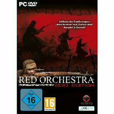 PC-Game-Paket, 4 DVD-Rom, Black Hawk Down, Red Orchestra, JTF ,Operation Panther