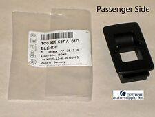 Volkswagen Beetle Window Switch Bezel - OE / Genuine - 1C0959527A - NEW OEM VW