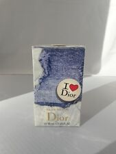 "I LOVE DIOR BY CHRISTIAN DIOR 1.7oz/50ml EAU DE TOILETTE SPRAY ""SEALED BOX"""