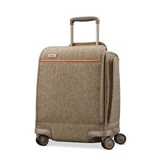 "Hartmann Tweed Legend 17"" Underseat Carry On Spinner Luggage 105174"