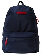 Tommy Hilfiger Nylon Backpack School Travel Laptop Sleeve Navy Blue