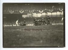 Rare Vintage 1926 New York Yankees Football Red Grange @ Yankee Stadium Photo #5