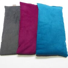 WHEAT BAGS Heat Pack WHEAT PACK x 3 BULK Peacock Blue Sangria Grey UNSCENTED