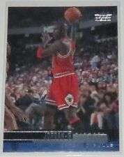 1999/00 Michael Jordan Chicago Bulls NBA Upper Deck Checklist Card #154 NM Cond
