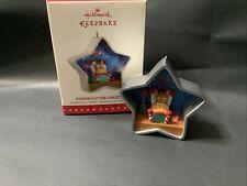 Hallmark 2015 Cookie Cutter Christmas 4th Series Ornament