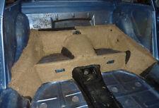 Porsche 911 2.4 L  G Modell 2.7 L Dämmung Sitze hinten komplett Dämmatten Heck
