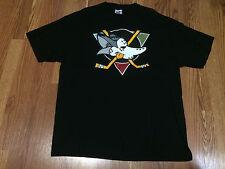 mens yote mighty ducks shirt for jordan 7 bordeaux sz XXL