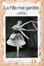 La Fille Mal Gardee (Paperback or Softback)