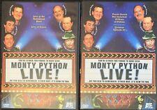 Monty Python Live (DVD, 2001, 2-Disc Set)