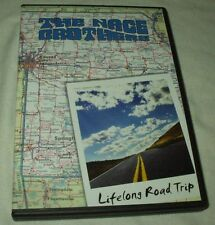 THE NACE BROTHERS Lifelong Road Trip/Live at George's DVD's 2-Disc Southern Rock